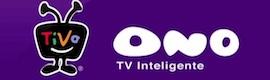 Ono comienza la pre-inscripción a TiVo, su nuevo servicio de televisión inteligente