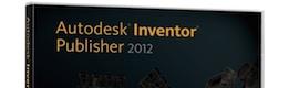Autodesk Inventor Publisher 2012, llegan los manuales de productos en 3D