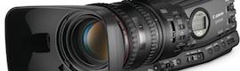 Canon presenta su gama de productos profesionales más completa en IBC 2011