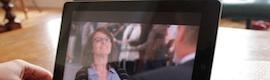 Aumenta el consumo de video en las tabletas