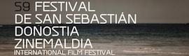 Arranca la 59ª edición del Festival de San Sebastián