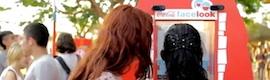 Coca Cola emplea el reconocimiento facial por video para una atractiva acción de street marketing
