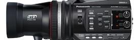 Grabación 2D y 3D con el nuevo camcorder HDC-Z10000 de Panasonic