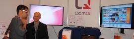 La nueva empresa de digital signage ComQi se presenta en Total Media