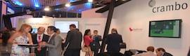 Crambo Visuales presenta en Total Media innovadoras soluciones en DS