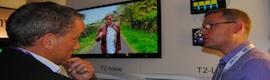 DVB-T2 Lite se pone a prueba por ver primera en IBC 2011