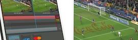 Epsio.Air: EVS entra en el negocio de la inserciones publicitarias virtuales en deportes