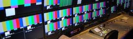 Eurocom entrega una unidad móvil de ocho cámaras HD a Medialan