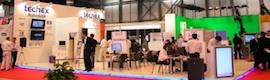 Techex mostrará en Broadcast 2011 lo último en broadcast, IPTV, DS, 3D y vídeo profesional