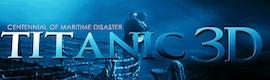 Cameron invertirá más de 18 millones de dólares en la conversión 2D a 3D de 'Titanic'