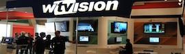 Todo el potencial gráfico de wTVision en IBC 2011