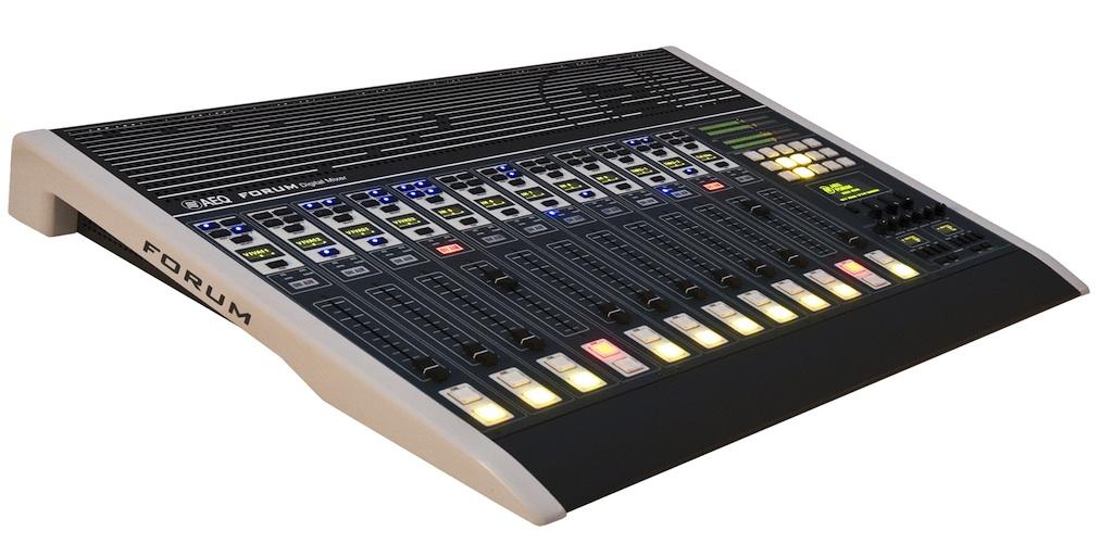 Aeq renueva su gama de equipos digitales de audio y - Mesas de mezclas para pc ...