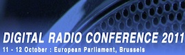 La UER emitirá en directo desde el Parlamento Europeo con tecnología de radio híbrida