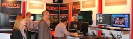 Nuevas soluciones gráficas para deportes de Orad en Broadcast