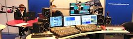 Save Diffusion presenta en Broadcast 2011 la nueva consola Radius de Axia