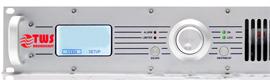 TWS presentará en Broadcast 2011 su nueva gama de transmisores FM compactos