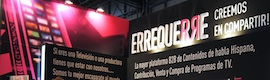 Errequerre realizará un tour por Latinoamérica para presentar su plataforma de contenidos audiovisuales