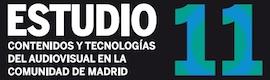 Radiografía del Cluster Audiovisual de Madrid al audiovisual madrileño