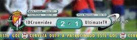 UltimateTv mostrará en Broadcast IT'11 las nuevas aplicaciones CGFootball y CGTools