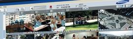 Samsung NET-i Ware 1.33, grabación en tiempo real de hasta 64 cámaras HD