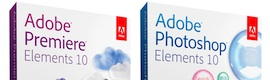 Adobe pone a la venta Adobe Photoshop & Premiere Elements 10