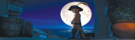 La tecnología de HP, clave en el diseño de la película de animación 'El Gato con Botas'