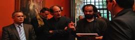 Los museos Sorolla y Lázaro Galdiano incorporan la primera guía multimedia con accesibilidad universal