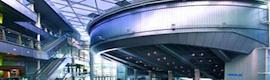 Barco equipa la pantalla gigante del Millennium Point en Reino Unido
