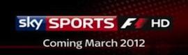 Sports HD F1: la Fórmula 1, en HD y multicámara en Sky