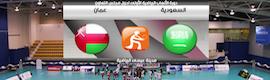 wTVision, proveedor de gráficos para diez deportes en los GCC Games