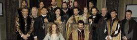 TVE concluye el rodaje de la primera temporada de 'Isabel', su apuesta más ambiciosa en ficción