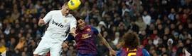 Más de 12 millones de espectadores siguieron el Real Madrid-Barça