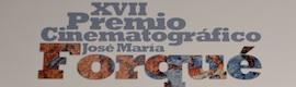 El XVII Premio José María Forqué ya tiene finalistas