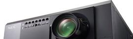 NEC prepara sus proyectores de cine digital para películas de alta velocidad de cuadro