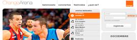 Orange y la ACB forman equipo con Flumotion para crear una comunidad única en torno a la música y el deporte