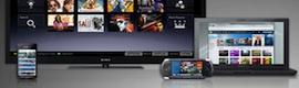 Sony incorpora RTVE en su televisión a la carta