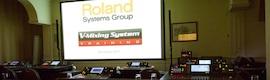 Todo un éxito del Roland Training Tour
