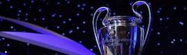 ATM Broadcast ofrece el final de la fase de clasificación de la UEFA Champions