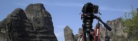 Volando sobre Meteora con la Canon EOS 7D