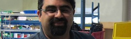 Ali Ahmadi, gerente senior de producto en Litepanels
