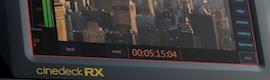 Cinedeck, ahora con más posibilidades de codificación