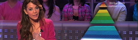 wTVision crea soluciones gráficas para dos programas de televisión en España