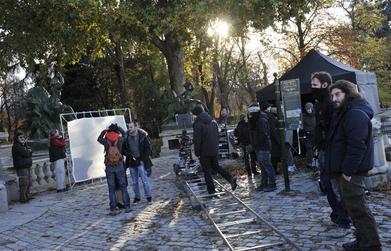 ... Tv finaliza el rodaje de 'El tiempo entre costuras' para Antena 3