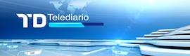 Zeligstudio diseña la nueva imagen de los informativos de Televisión Española