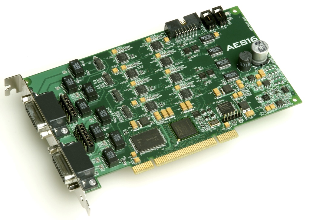 LYNX AES16 DRIVERS FOR MAC