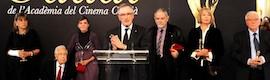 La Acadèmia del Cinema Català rinde homenaje a sus nuevos Miembros de Honor