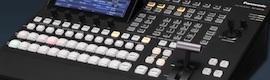 AV-HS410: el nuevo mezclador compacto y versátil de Panasonic