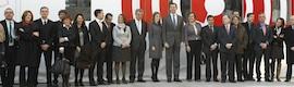 Los Príncipes de Asturias celebran el 75 aniversario de RNE