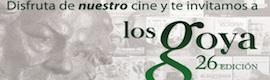 Acuerdo del ICAA, la Academia de Cine y los videoclubs para promocionar el cine español ante los Goya