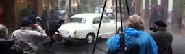 Valencia acoge el rodaje de la coproducción hispano-argentina '¡Atraco!'